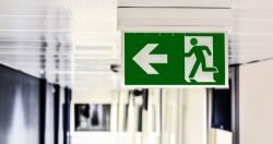 China Emergency Light: External Emergency Lighting: Problem Orientation