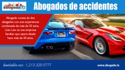 Abogados De Accidentes | Call – 213-320-0777 | abogado.la