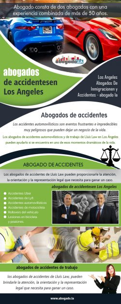 Abogados De Accidentesen Los Angeles | Call – 213-320-0777 | abogado.la