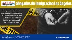 Abogados De Inmigracion Los Angeles | Call – 213-320-0777 | abogado.la