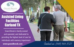Assisted Living Facilities Garland TX