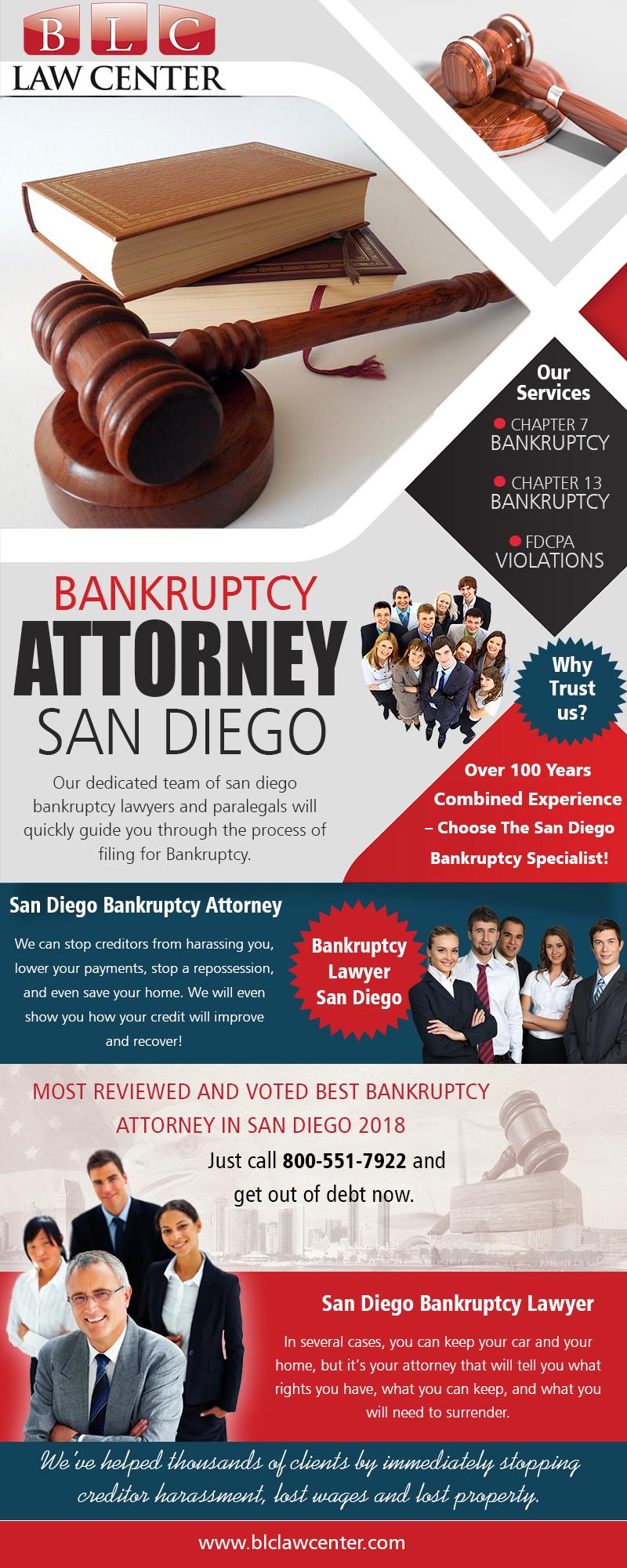 Bankruptcy Attorney CA