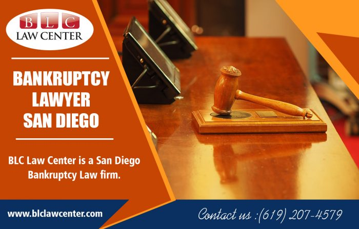 Bankruptcy Lawyer in San Diego