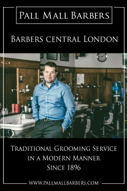 Barbers Central London | Call – 020 73878887 | www.pallmallbarbers.com