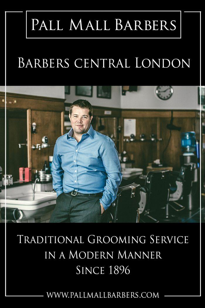 Barbers Central London | Call – 020 73878887 | www.pallmallbarbers.com