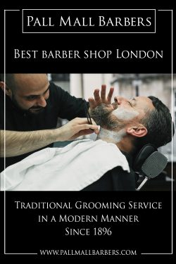 Best Barber Shop London | Call – 020 73878887 | www.pallmallbarbers.com