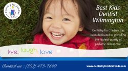 Best kids dentist wilmington