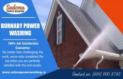 Burnaby power washing