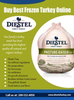 Buy Best Frozen Turkey Online | 2095324950 | diestelturkey.com