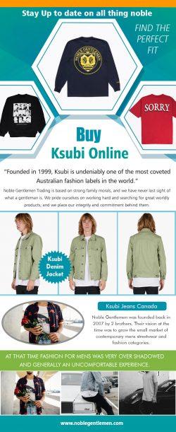 Buy Ksubi Online