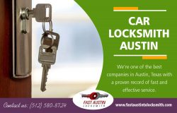 Car Locksmith Austin