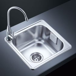 Stainless Steel Handmade Sink Manufacturers Describes How To Maintain The Sink