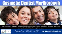 Cosmetic Dentist Marlborough
