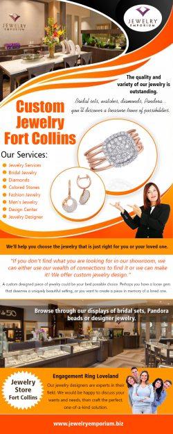 Custom Jewelry Fort Collins   9702265808   jewelryemporium.biz