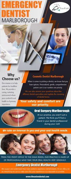 Emergency Dentist Marlborough