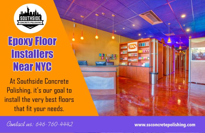 Epoxy Floor Installers near NYC