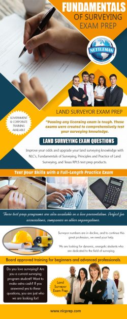 Fundamentals Of Surveying Exam Prep
