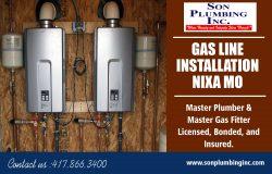 Gas Line Installation Nixa MO
