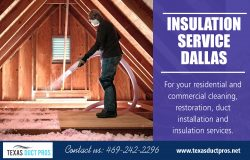 Insulation Service Dallas