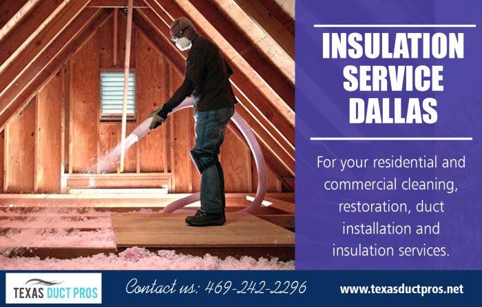 Insulation Service Dallas
