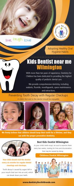 Kids dentist near me wilmington