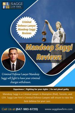 Mandeep Saggi Reviews