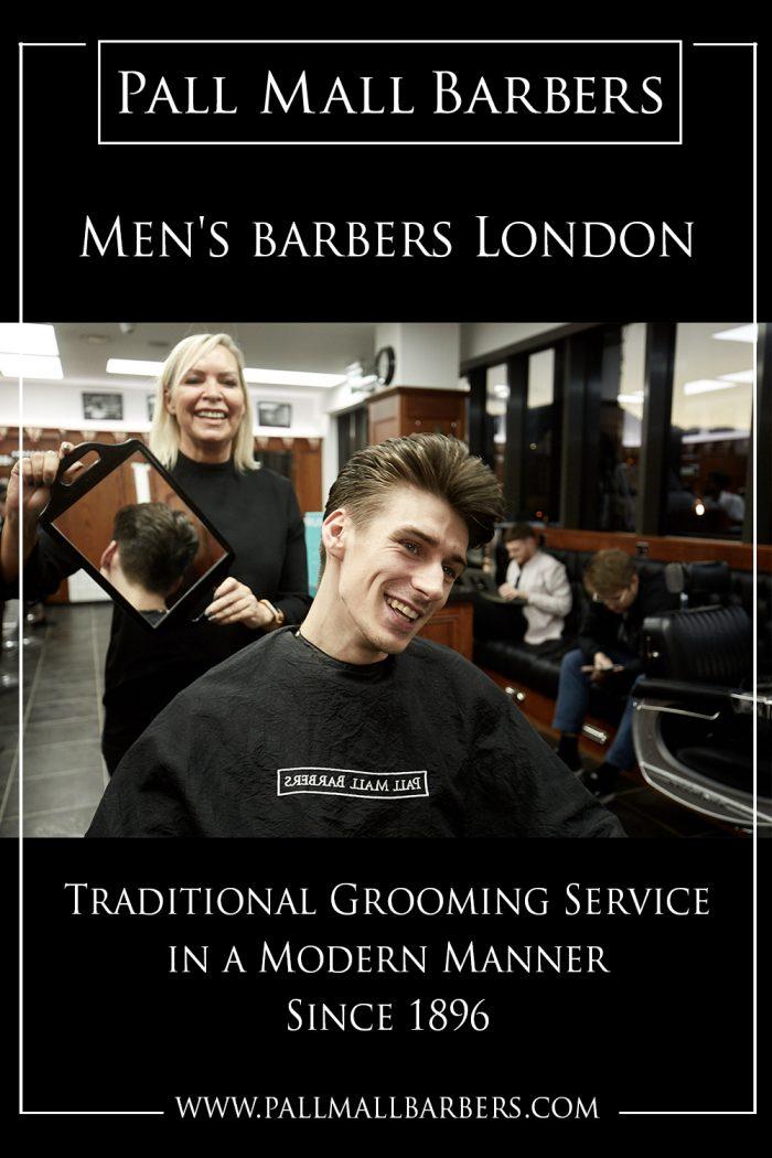 Men's Barbers London | Call – 020 73878887 | www.pallmallbarbers.com