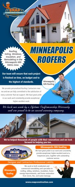 Minneapolis Roofers
