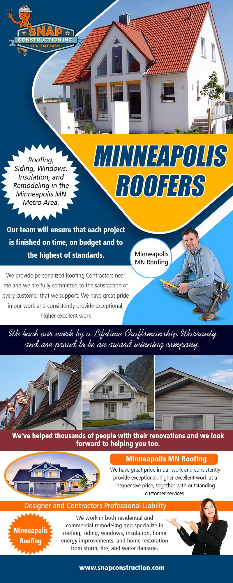 Minneapolis Roofers