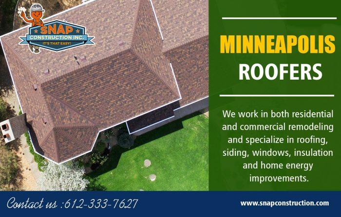 Minneapolis Roofers | Call us 6123337627 | snapconstruction.com