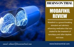 Modafinil Review