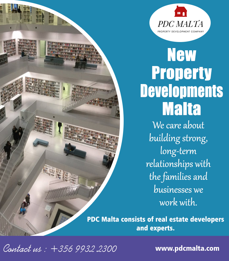 New Property Developments Malta