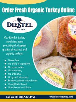 Order Fresh Organic Turkey Online | 2095324950 | diestelturkey.com