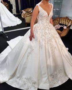 Billige Brautkleider Online | Elegante Hochzeitskleider Prinzessin