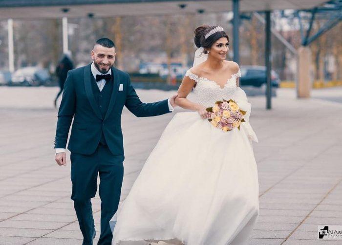 Prinzessin Brautkleider Tüll   Hochzeitskleider Günstig Online
