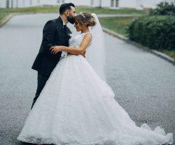 Modern Prinzessin Brautkleider Spitze | A Linie Hochzeitskleider Online