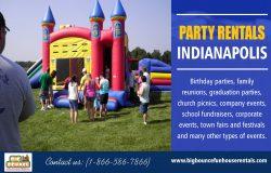 Party Rentals Indianapolis | Call – 1-866-586-7866 | bigbouncefunhouserentals.com