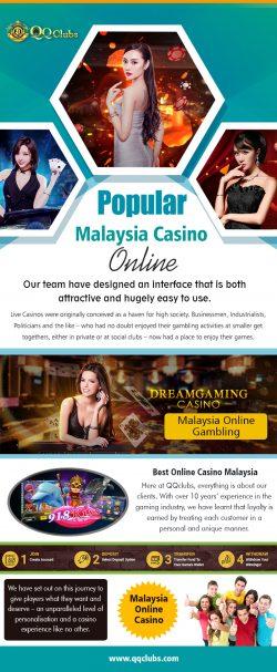 Popular Malaysia Casino Online