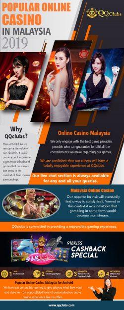 Popular Online Casino in Malaysia 2019