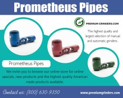 Prometheus Pipes | 18006309350 | premiumgrinders.com