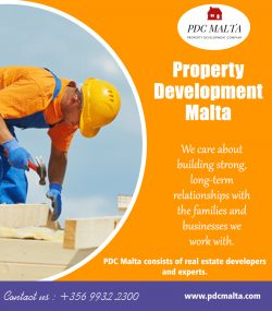 Property Development Malta