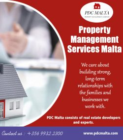Property Management Services Malta