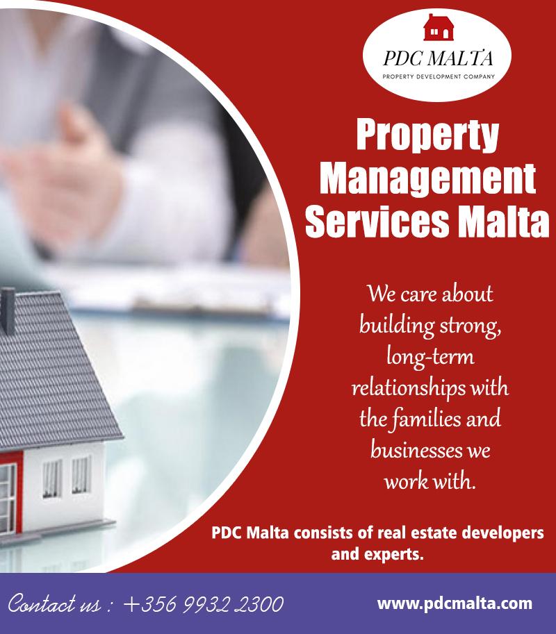 Property Management Services Malta