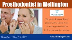 Prosthodontist in Wellington