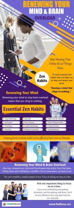 Renewing Your Mind & Brain Overload