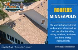 Roofers Minneapolis | Call us 6123337627 | snapconstruction.com