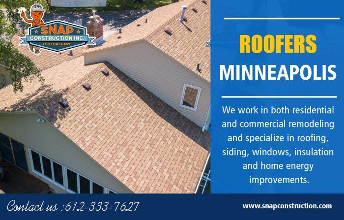 Roofers Minneapolis   Call us 6123337627   snapconstruction.com