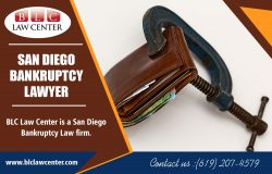 San Diego Bankruptcy Lawyer