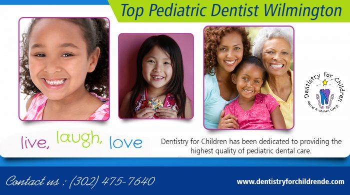 Top pediatric dentist wilmington