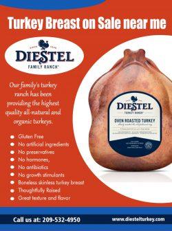 Turkey Breast on Sale near me | 2095324950 | diestelturkey.com